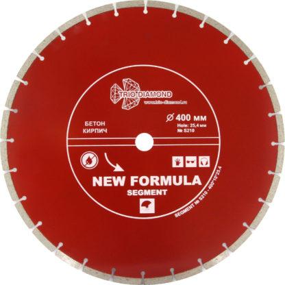 Алмазный-сегментный-диск-New-Formula