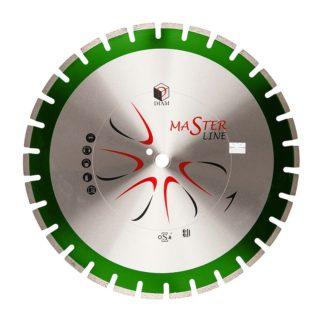 Сегментный алмазный круг DIAM ГРАНИТ Master Line