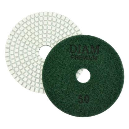 Алмазные гибкие шлифовальные круги DIAM Premium (мокрая)