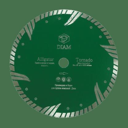 Алмазный отрезной круг DIAM ALLIGATOR ExtraLine