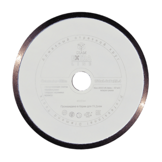 Алмазный отрезной круг DIAM CERAMICS-ELITE Extra Line