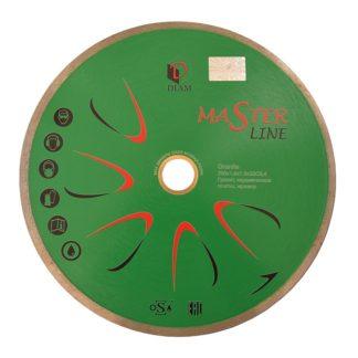 Алмазный отрезной круг DIAM GRANITE Master Line
