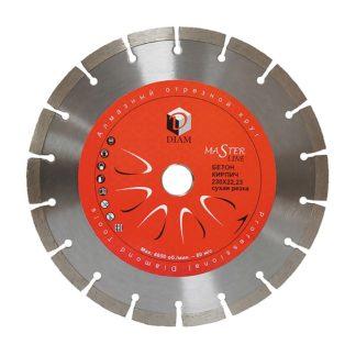 Сегментный алмазный круг DIAM БЕТОН Master Line