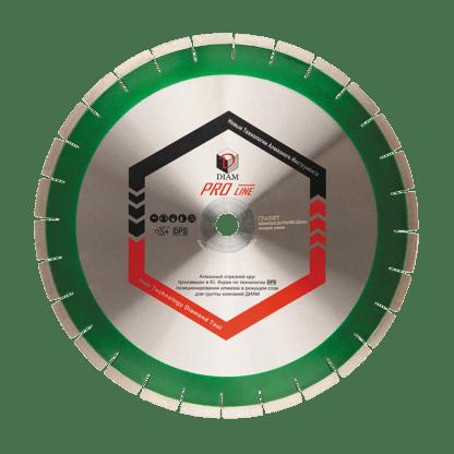Сегментный алмазный круг DIAM ГРАНИТ ProLine