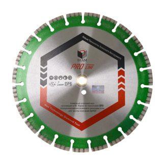Сегментный алмазный круг DIAM Гранит Proline LASER G2