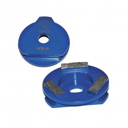 Фреза алмазная торцевая DIAM (ФАТ СМ-95 ПРОФИ)