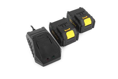 Аккумуляторный заклепочник MESSER CQ-60025