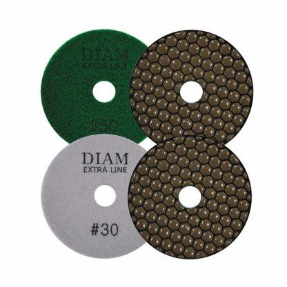 Алмазные гибкие шлифовальные круги DIAM ExtraLine Dry(сухая)