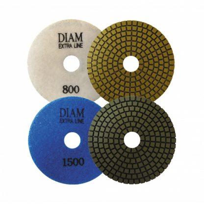 Алмазные гибкие шлифовальные круги DIAM ExtraLine Wet(мокрая)