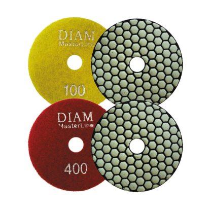 Алмазные гибкие шлифовальные круги DIAM MasterLine Dry(сухая)