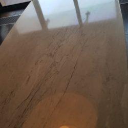 Шлифовка, полировка и кристаллизация мрамора