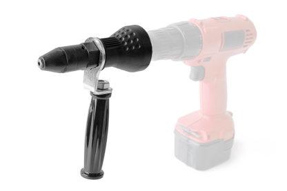 Насадка-заклепочник MESSER RA-64 для вытяжных заклепок (3,2 - 6,4 мм) 1