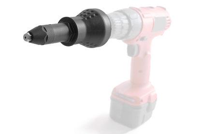 Насадка-заклепочник MESSER RA-48 для вытяжных заклепок (2,4 - 4,8 мм) 1