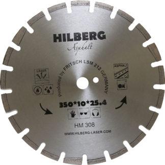 Hilberg с защитным зубом серия Asphalt Laser