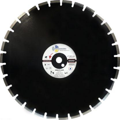 Алмазный сегментный диск500-10-25.4 Grand Asphalt GA776
