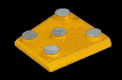 Франкфурт для шлифования бетона GFB 2 V 2.0