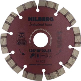 125 Hilberg Industrial Hard HI802