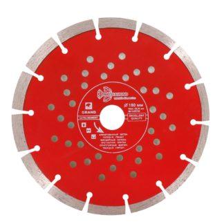 180 Алмазный отрезной диск Grand Ultra Segment GUS724