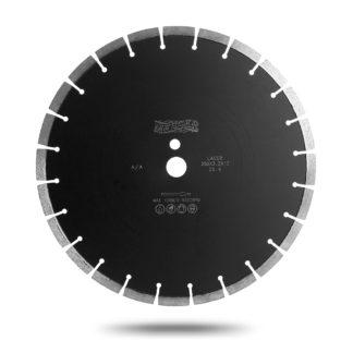 300 отрезной алмазный диск MESSER AA асфальт
