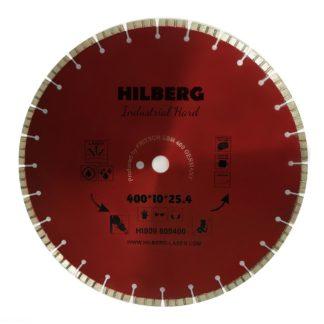 400 алмазный турбо-сегментный диск Hilberg Industrial Hard Laser HI809