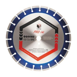 300 Сегментный алмазный круг DIAM Железобетон Pro Line