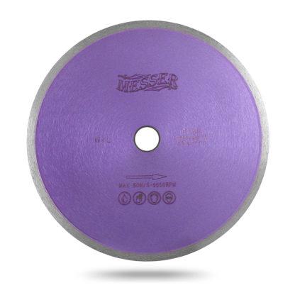 Алмазный диск MESSER GL 250 гранит