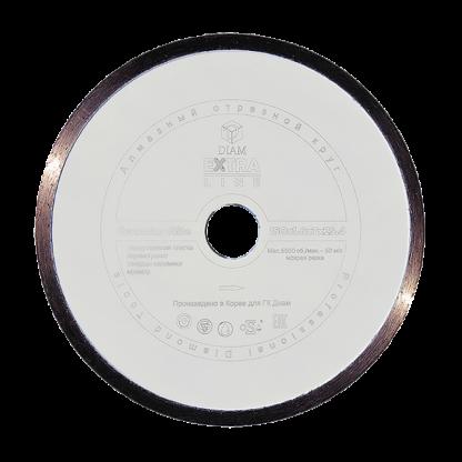 Алмазный отрезной круг DIAM CERAMICS ELITE Extra Line 250