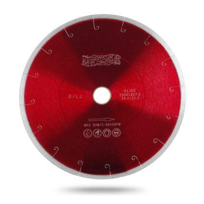 Алмазный сплошной диск MESSER GL J-SLOT 400