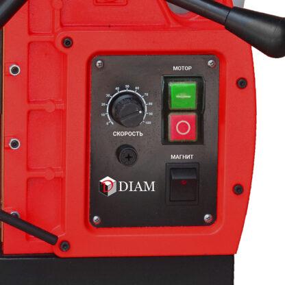 Магнитный сверлильный станок DIAM EX98E 2