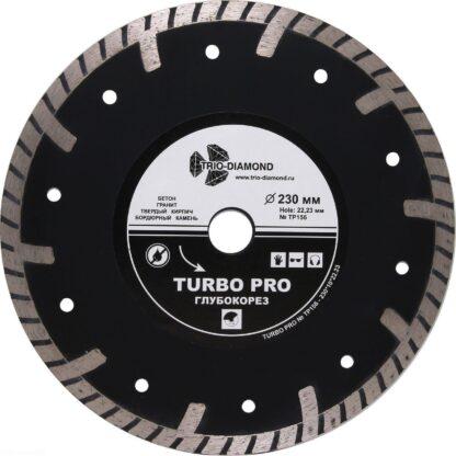 Турбо Глубокорез TP156