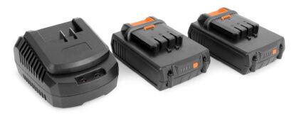 Аккумуляторный вытяжной заклепочник MESSER M1000