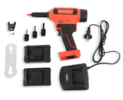 Аккумуляторный резьбовой заклепочник MESSER M3000